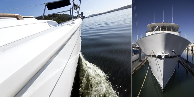 Nautica, materiali composti